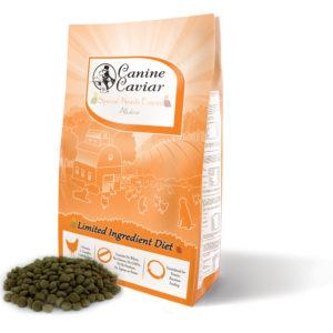 Special Needs As a Veterinary Alternative - Canine Caviar Pet Foods Inc.